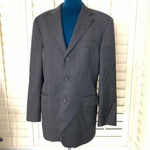 Hugo Boss 40R Lucca Angelico Blazer 100% Wool
